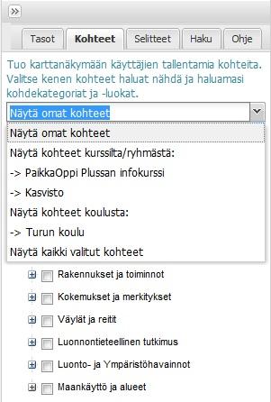 nayta_kohteet
