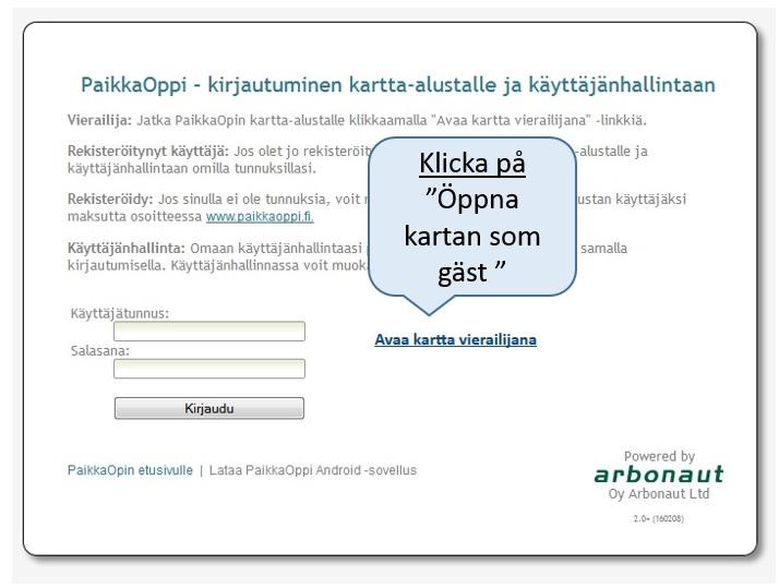 avaa_kartta_vierailijana_svenska